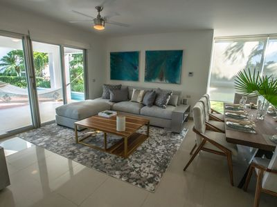 Photo for Casa Coral at Mareazul w/Private Pool and short walk to beach 2 bdrm 2 bath