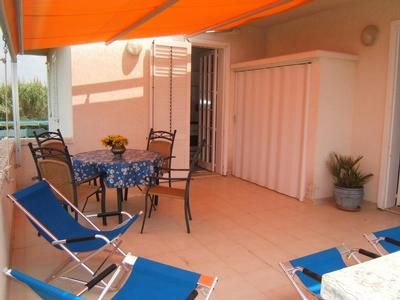 Photo for Holiday apartment Marina di Ragusa for 4 - 5 persons with 2 bedrooms - Holiday apartment