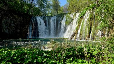 Photo for Mobile house, nature, Plitvice lakes, family, playground