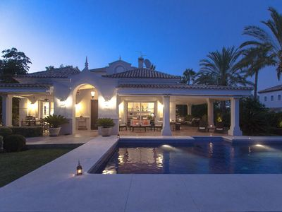 Photo for Elegant, Classic & Quiet Villa. 8 minutes from Puerto Banus & Beach