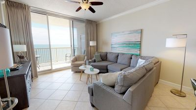 Enjoy the ULTIMATE Gulf Views from the 15th Floor Balcony! Doral 1504