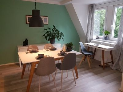 Photo for Modern 2 1/2 room apartment in Nuremberg city center