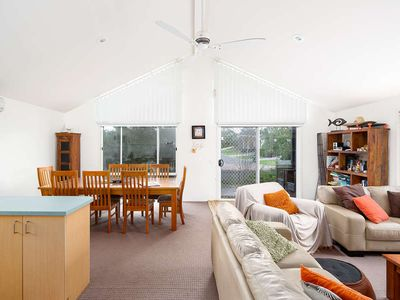 Photo for Central Cowes holiday house with fantastic deck and pet friendly.