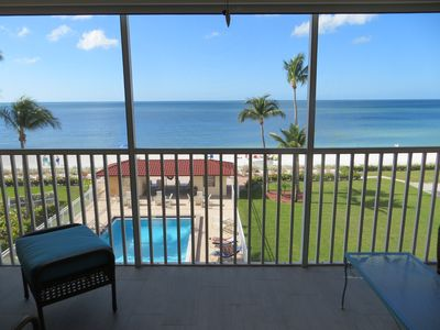 Photo for DIRECTLY ON BEACH!  2 Bed / 2 Full Bath Condo- Fully Remodeled!!