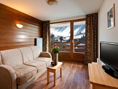 Photo for Surface area : about 30 m². Living room with bed-settee. Bedroom with 2 beds