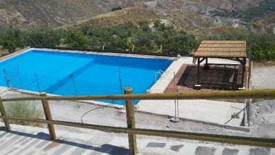 Photo for Self catering Cortijo Fuentezuelas for 8 people