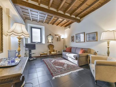 Photo for Spacious Debussy apartment in Duomo with WiFi & air conditioning.