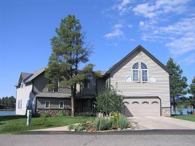 Photo for Lovely Home On Lake Pagosa With Beautiful Lake Views And Dock.