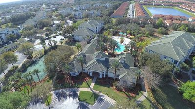 Photo for 14-105 Ground floor, heated beach style pool, lighted tennis courts, gym