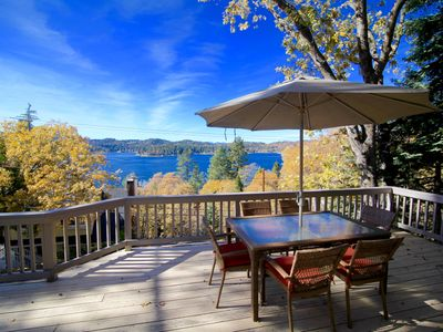 Photo for Grand View Lodge - Vintage Charmer with Incredible Views!