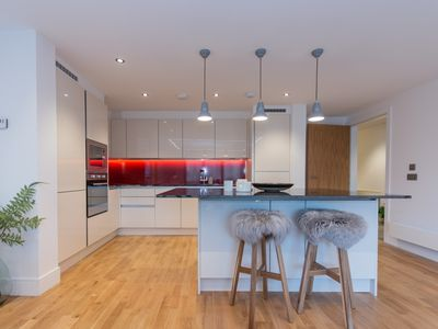 Photo for Luxury Garden Apartment in St Andrews