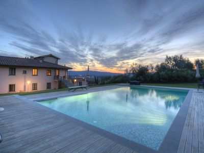 Photo for Villa Casaforte Between Florence And Arezzo - WiFi - Pool and Spa. Luxury Villa