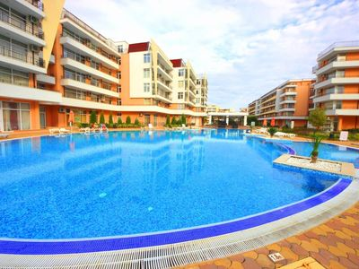 Photo for Grand Kamelia - Comfort onebedroom apartment for 4 adults