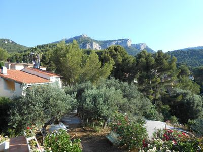 Photo for 4* house full of character, garden, swimming pool, panoramic view, nature