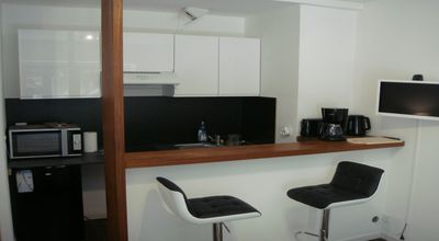 Photo for ** - Modern Studio1 Downtown - Listed apartment