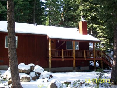 Photo for Tahoe Mountain Charm--Spacious 1000 Sq Ft--2 Bedrooms