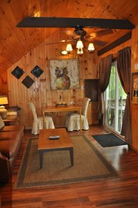 Photo for Lakefront Cottage, Great for Fishing, Relaxing or Snowmobiling #2
