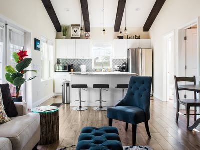 Photo for Explore Downtown Phoenix from a Modern Spanish-Style Retreat