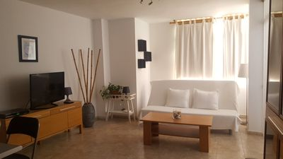 Photo for El Medano: Very Central and Quiet Apartament, 1 Minute walking form the Beach