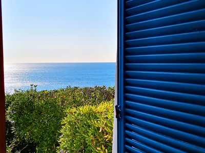 Photo for 2 villas with direct sea access and full privacy