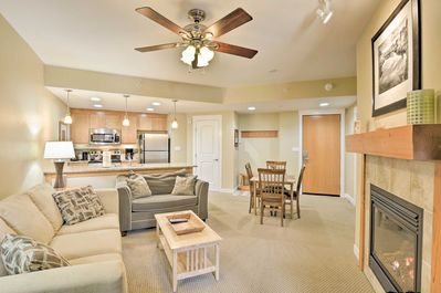 Your weekend getaway awaits at this 1-bed, 1-bath Winter Park condo!
