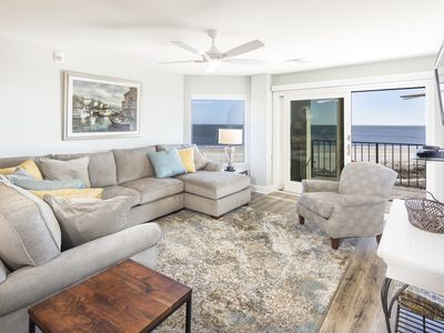 407 Sea Cloisters | OCEANFRONT | Private Complex Pool | FREE Bike & Beach Credit