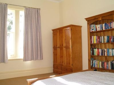 The book reader's room