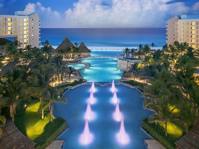 Photo for Spring Break 2019 in Cancun on the Beach - Westin Lagunamar 2 bedroom OceanView