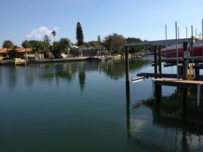 bay veiw with day to day dock slip.enjoy fishing and boating