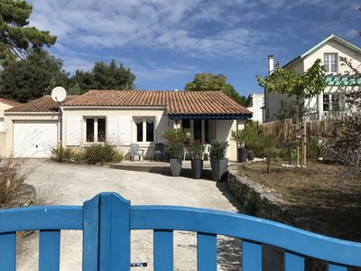 Photo for house 6 pers, quiet area 100 m from the sea, south Saint-Trojan Les Bains