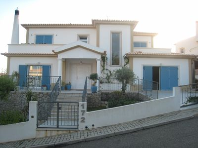 the lovely villa is set in a very safe and quiet estate