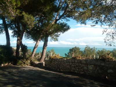 Photo for Villa immersed in the natural park Otranto Santa Maria di Leuca Castro Salento
