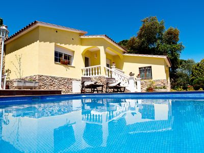Photo for Villa Teresa, beautiful house with new pool and lots of charm in the Costa Brava