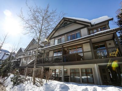 Photo for Steps from the Action of Whistler Village at Northstar at Stoney Creek - Family Townhome @ Village North w/ Pool & Hot Tub (Unit 125)