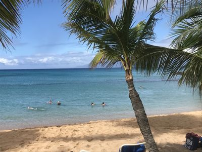 Photo for The Napili Bay, Steps to Sand, WiFi, Studio, Free Parking, 40 Ft to Napili Beach