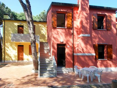 Photo for Apartment Residenz Casa Germana (ROM140) in Rosolina Mare - 6 persons, 2 bedrooms