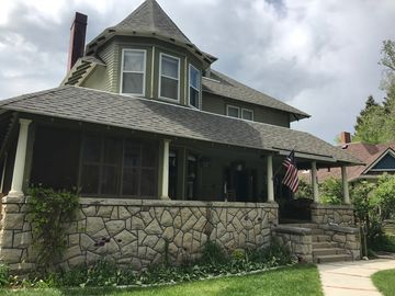 Large home within walking distance of charming downtown Sheridan