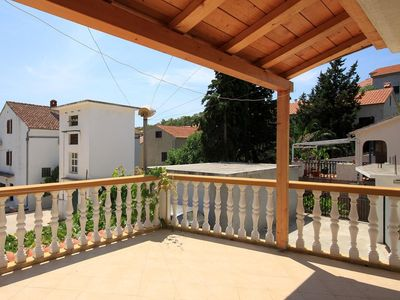 Photo for Studio flat with terrace and sea view Sali, Dugi otok (AS-8174-a)