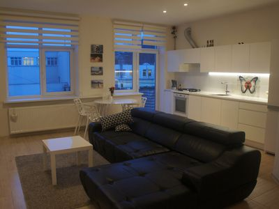 Photo for Freedom Avenue Deluxe City Center Apartment in the Heart of Kaunas