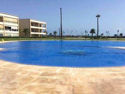 Photo for Beachfront Apartment in Ola Blanca 4385