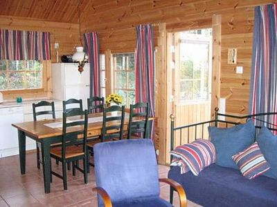 Photo for Vacation home Kuukatti in Sotkamo - 8 persons, 2 bedrooms