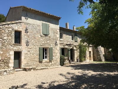 Photo for Fully renovated 19th Century 2 Storey House in Provence