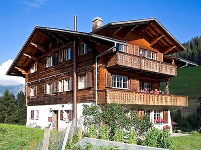 Photo for Apartment Gilbachhöckli 2  in Adelboden, Bernese Oberland - 7 persons, 3 bedrooms