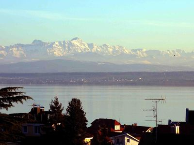 Photo for Holiday apartment Meersburg for 2 - 4 persons with 2 bedrooms - Holiday apartment