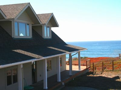 """Photo for """"Tide Pool""""Best In Dillon!Hot tub, Game room On Bluff! 20% off thru Mar!"""