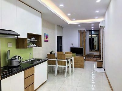 Photo for Apartment in the center of Nha Trang with Air conditioning, Lift, Terrace, Washing machine (643329)