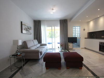 Photo for Luxury 2 bedroom close to the beach in the Golden Mile