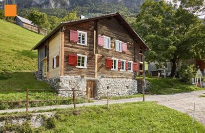 Photo for Holiday house Morschach for 4 - 8 persons with 4 bedrooms - Farmhouse