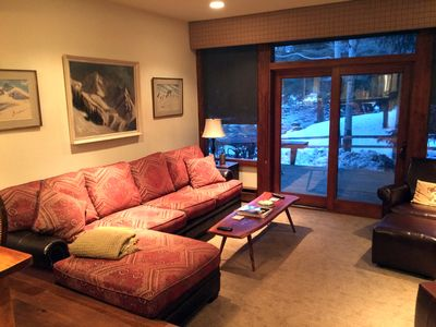 Photo for Vail Townhome REMODELED! - Location, Location, Location!