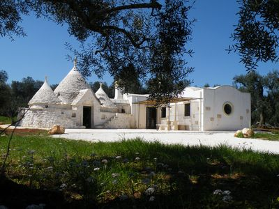Photo for Once upon a time there were enchanted Trulli ...